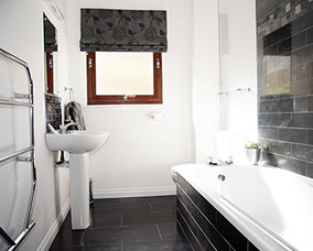 Self Catering bathroom
