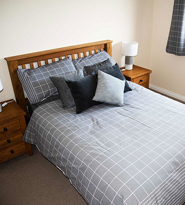 Double room accommodation in Portree