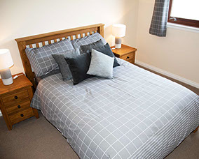 double room in Portree