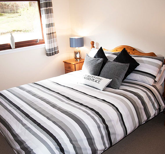 double room in Portree on the Isle of Skye