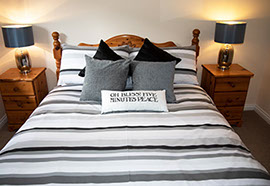 double room self catering in Portree